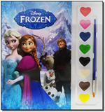 Disney miniaquarela frozen - Dcl - difusao cultural do livro