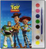 Disney miniaquarela toy story - Dcl - difusao cultural do livro