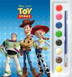 Disney miniaquarela - toy story - Difusao cultural do livro