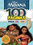 Disney Moana: Col. 100 páginas para colorir - Bicho esperto