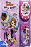 Disney Music Player - Junior - Livro de Histórias - Dcl