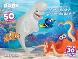 Disney pixar - aventuras no fundo do mar - ler e pintar - Girassol