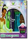 Disney Princesa e o Sapo - Livro + Camiseta - Melhoramentos