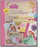 Disney - Princesa - Livro de Recordações - Dcl