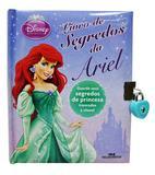 Disney Princesa - Livro de Segredos da Ariel