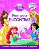 Disney - procurar e encontrar - princesa