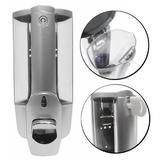 Dispenser Shampoo Sabonete Liquido Alcool Gel Hotel Restaurante - Braslu