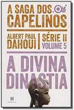 Divina dinastia,a-a saga dos capelinos vol.5 - Heresis