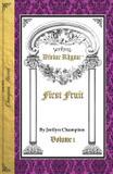 Divine Rhyme, First Fruit, Volume 1 - Jerilyn champion