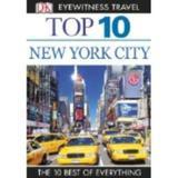 Dk Eyewitness Top 10 Travel Guide - New York City - Dorling kindersley-uk