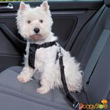 Dog Car Guia Cinto De Segurança Duplo Para Cachorro* - Bom amigo pet