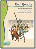 Dom Quixote Colecão Reencontro Infantil - Scipione