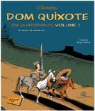 Dom Quixote Em Quadrinhos - Vol 02 - Peiropolis