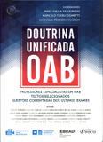 Doutrina Unificada OAB - 2º Semestre (2018) - Foco jurídico