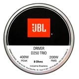 Driver JBL D250 Trio 200W Rms 8 Ohms