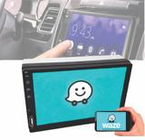Dvd 2 Din Automotivo Mp5 Player Bluetooth Usb Tela 7* - H-tech