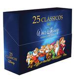 DVD - 25 Clássicos Disney - 28 Discos