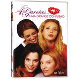 DVD - 4 Garotas... Uma Grande Confusão - Vinny filmes
