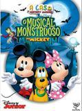 DVD A Casa Do Mickey Mouse - O Musical Monstruoso - Line classic