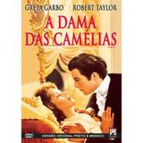 Dvd A Dama Das Camélias - Greta Garbo - New line home video