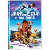 DVD - A Era do Gelo: O Big Bang - Fox filmes