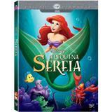 DVD - A Pequena Sereia - Edição Diamante - Disney