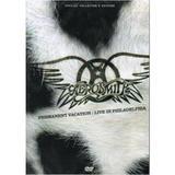 DVD Aerosmith - Permanent Vacation Live in Philadelphia - Universal