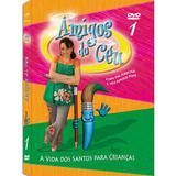 DVD - Amigos do Céu 1 - Adelita Frulane - Armazem