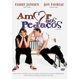 DVD Amor aos Pedaços - Nbo
