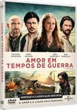 DVD - Amor em Tempos de Guerra - Universal studios