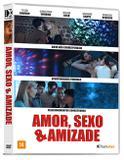 DVD - Amor, Sexo e Amizade - Legendado - Flashstar filmes