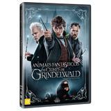 DVD - Animais Fantásticos: OS Crimes de Grindelwald - Warner bros.