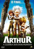 DVD Arthur - A Guerra Dos Dois Mundos - Sonopress