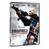 DVD - Assassino a Preço Fixo 2: A Ressurreição - Paris filmes