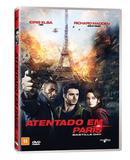 DVD - Atentado em Paris - Califórnia filmes