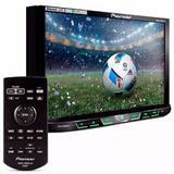 "DVD Automotivo Pioneer AVH-X598TV, Preto, Tela de 7"", Bluetooth, TV digital"