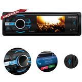DVD Automotivo Pósitron SP4340 Tela 3 Polegadas Bluetooth