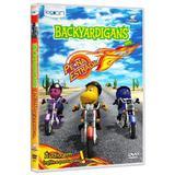 DVD - Backyardigans em: Pé na Estrada! - Log on