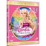 DVD - Barbie e o Segredo das Fadas - Paramount filmes
