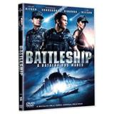 DVD - Battleship - A Batalha dos Mares - Universal studios