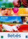 DVD Bebês Amor Travessura Aventura e Tombos - Amz