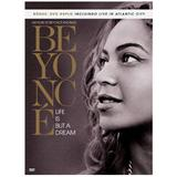 DVD - Beyonce - Live Is But A Dream - Duplo - Sony music