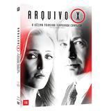DVD Box - Arquivo X 11 Temporada - Fox filmes