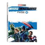 DVD BOX - Marvel Universo Cinematográfico: Fase 2 - Disney