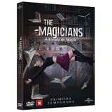 DVD Box - The Magicians - 1ª Temporada - Universal studios