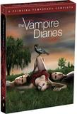 DVD Box - The Vampire Diaries - 1 Temporada Completa - 5 Discos - Warner bros.