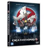 DVD - Caça-Fantasmas (2016) - Sony pictures