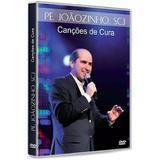 Dvd cancoes de cura - padre joaozinho - Canção nova