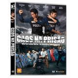 DVD - Caos Na Prisão - Flashstar filmes