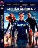 DVD Capitão América 2 - O Soldado Invernal - Rimo